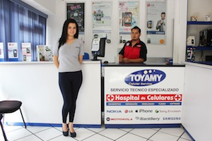 Local Toyamy Plaza Cuernavaca